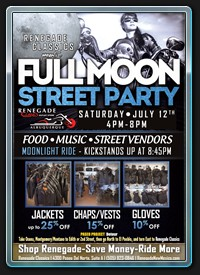 Full Moon Street Party