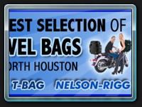 Travel Bags Banner Ad
